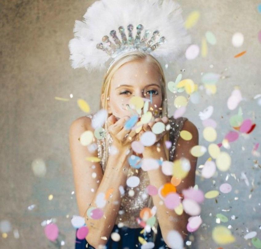 Comment être couverte de cadeaux le jour de votre anniversaire
