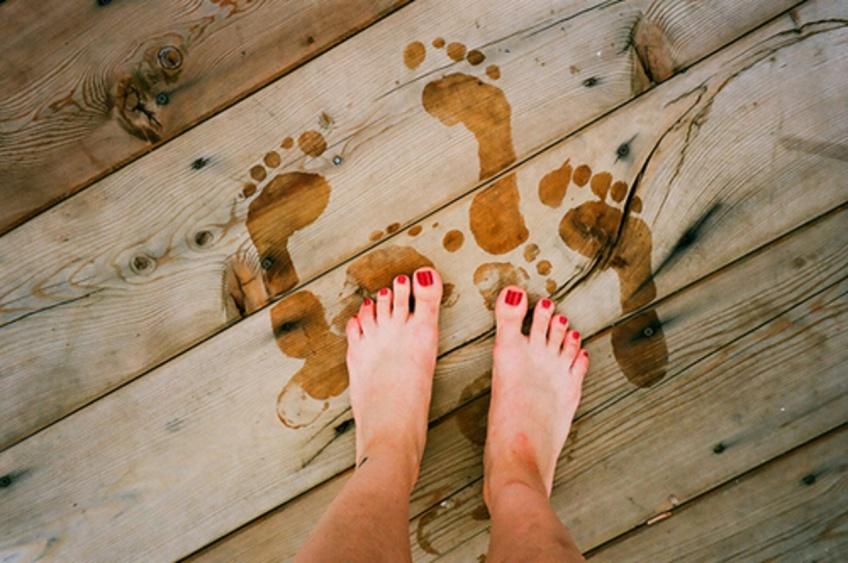 30 idées de nail art pour vos pieds