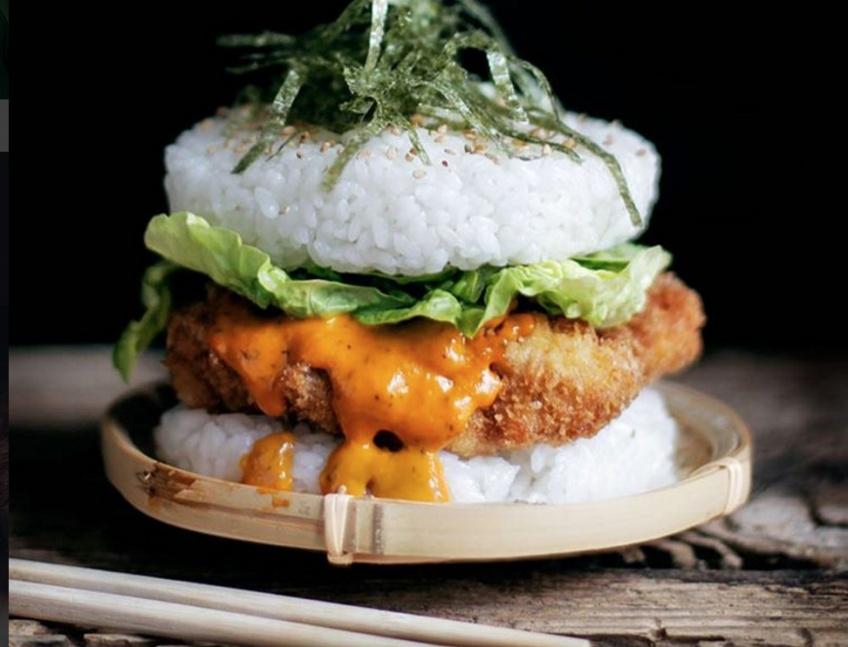Le Sushi burger : cette dernière tendance qui va vous faire saliver