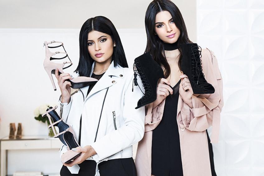 La ligne de chaussures Kendall + Kylie enfin disponible !