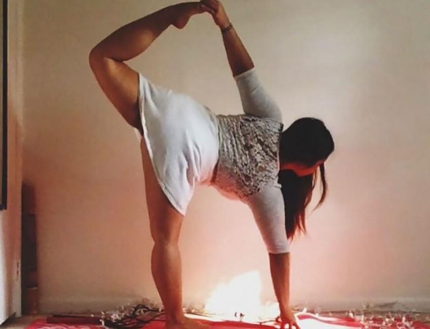 Le yoga pour les femmes rondes
