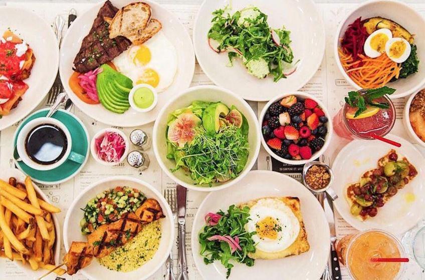 10 idées originales de salades gourmandes et healthy