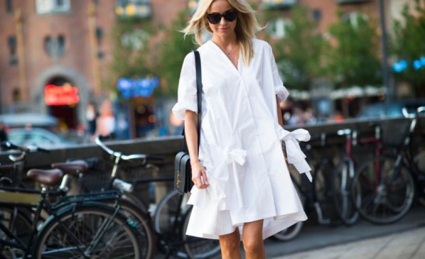 25 sublimes robes blanches pour cet été
