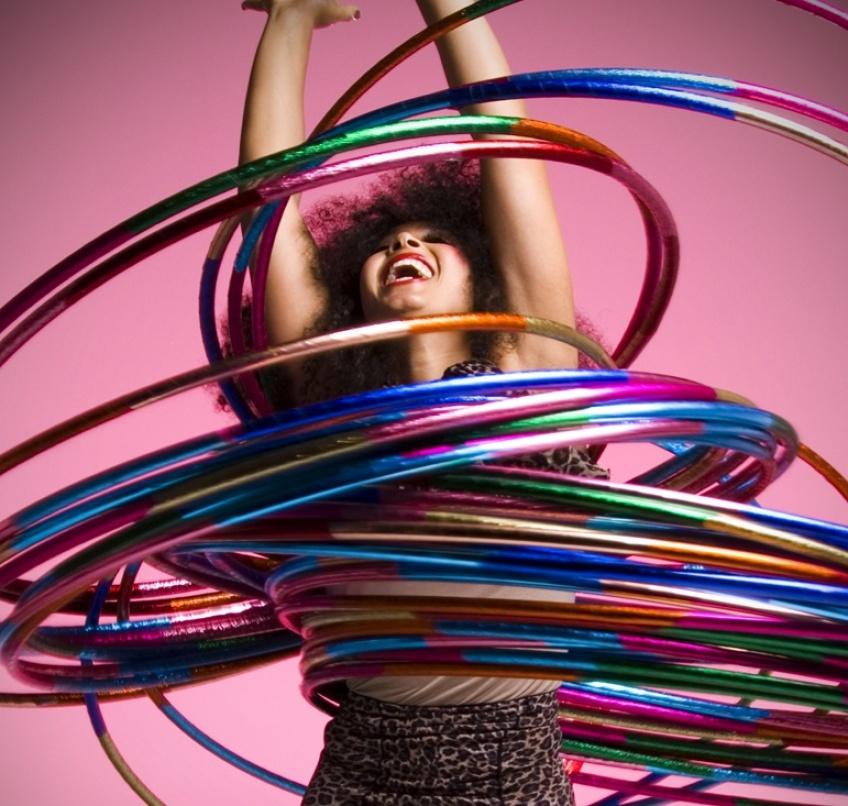 Parenthèse sportive #20 : Le hula hoop pour une taille de guêpe
