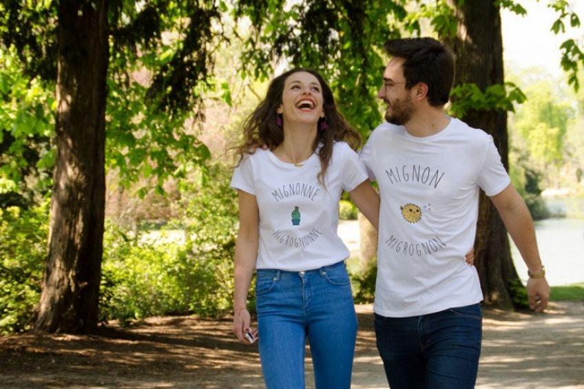 Meetic x Thetops : La collection capsule pour les célib' (et les couples) funs