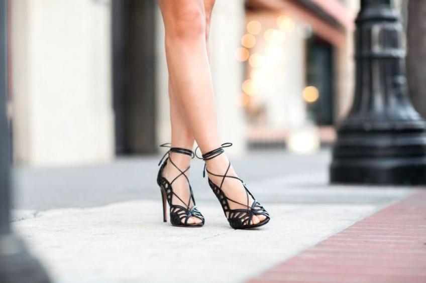 Mardi #Shoesday : 20 paires de sandales à lacets à tomber par terre
