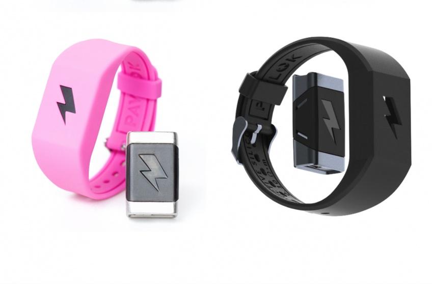 Le bracelet qui calme vos shopping pulsions !