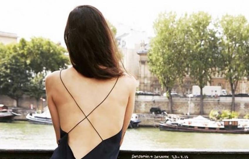 Les 20 plus belles robes dos croisé