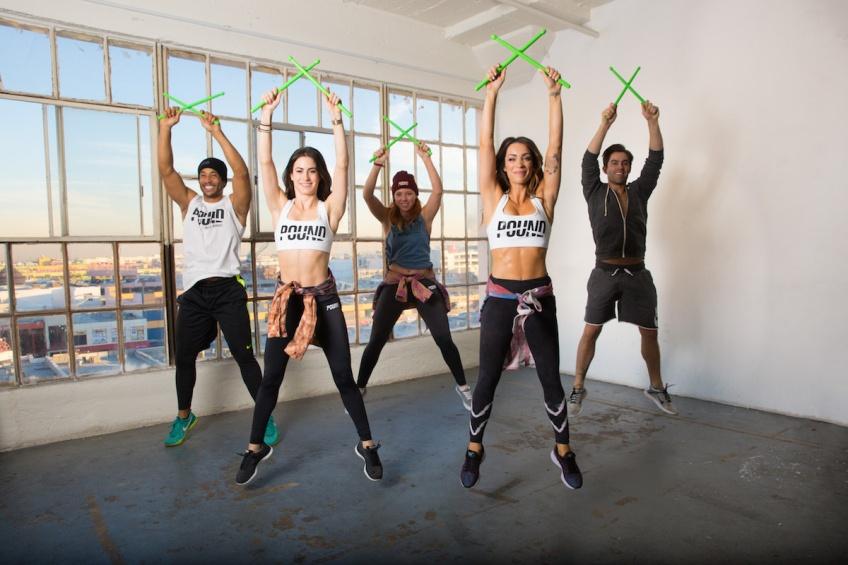 Parenthèse sportive #24 : Le pound fitness pour maigrir sans subir