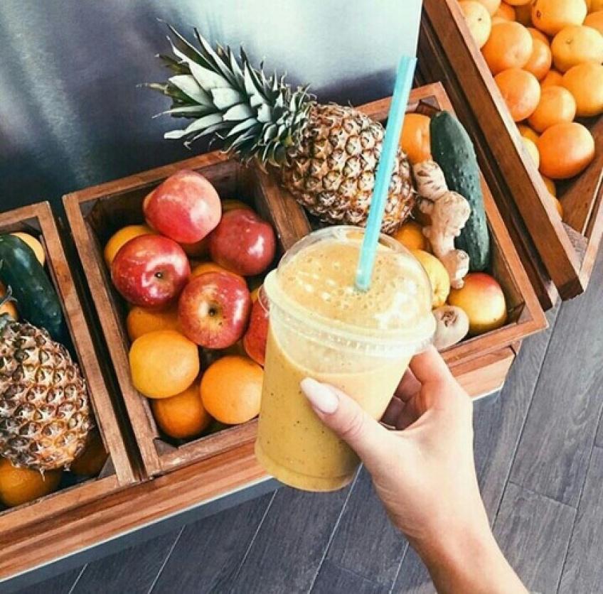 Que représente une portion de fruits ?