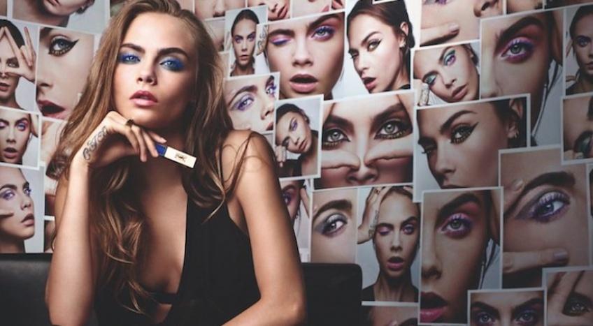 Osez la couleur avec Yves Saint Laurent Beauté