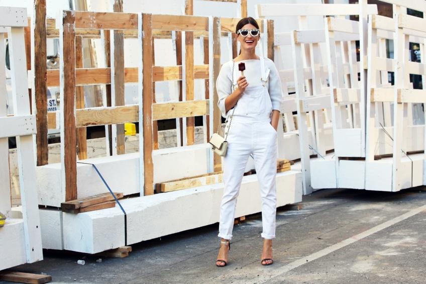 #Trend : Le jean blanc, la pièce de l'été !