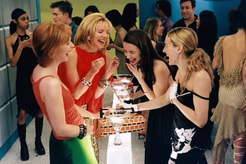 Les différents types de filles en soirée