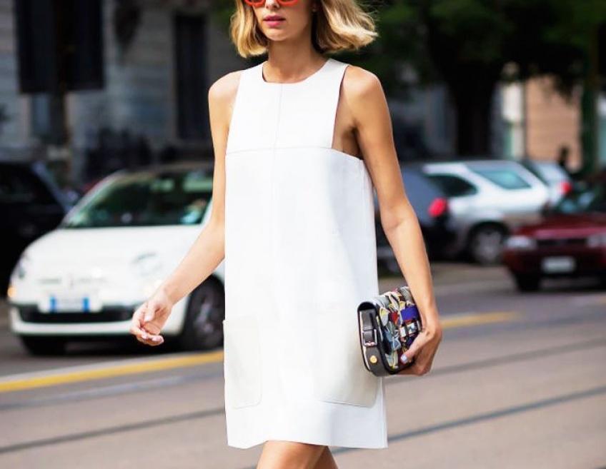 25 robes blanches pour prendre sa revanche !