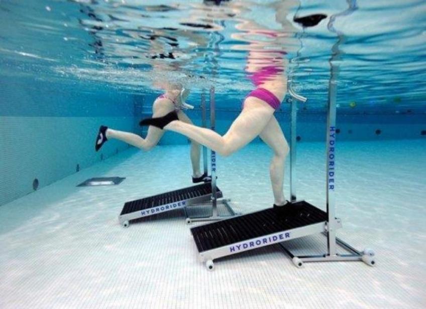 Parenthèse sportive #27 : L'aquarunning pour dire adieu à la cellulite
