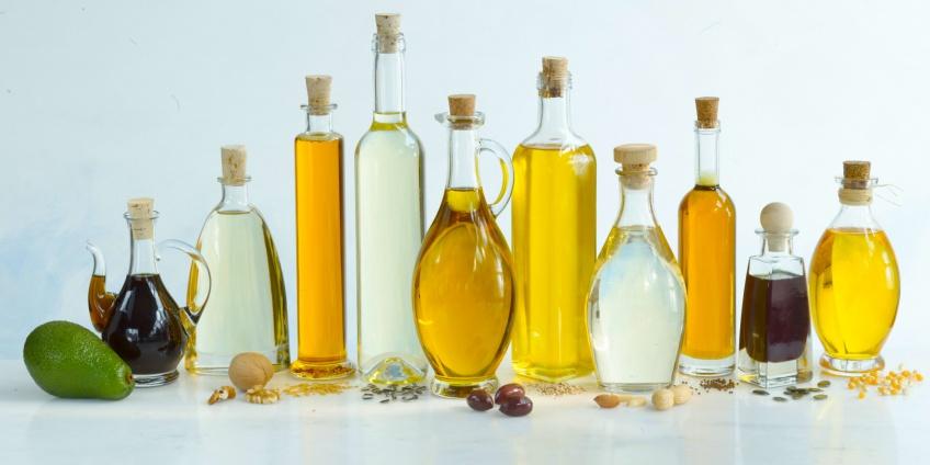 Les huiles et leurs vertus