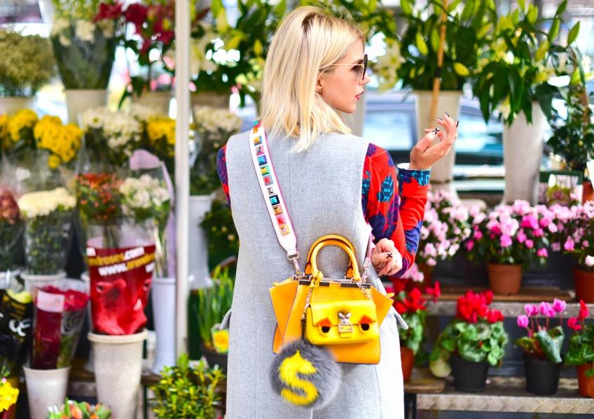 #Trend : La bandoulière relooke votre sac cet été