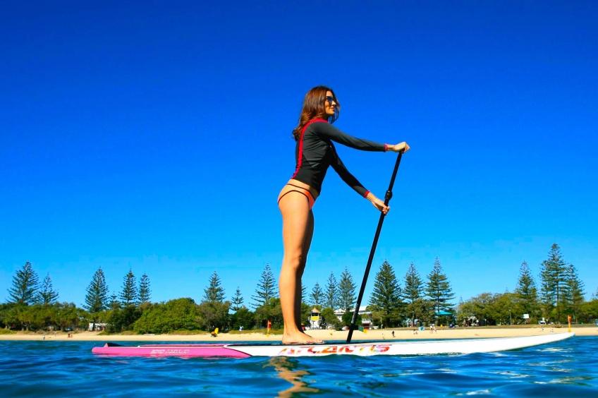 Parenthèse sportive #26 : Le paddle pour vous muscler tout le haut du corps