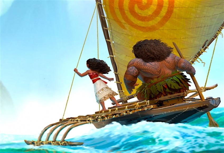 Vaiana, la première princesse polynésienne de Disney