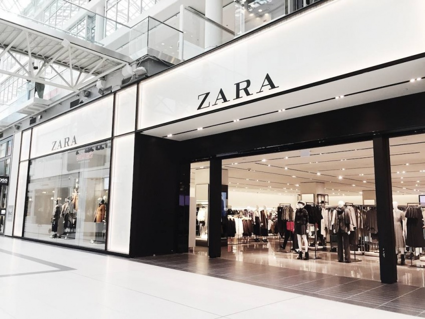Zara passe à la vitesse supérieure dans ses magasins