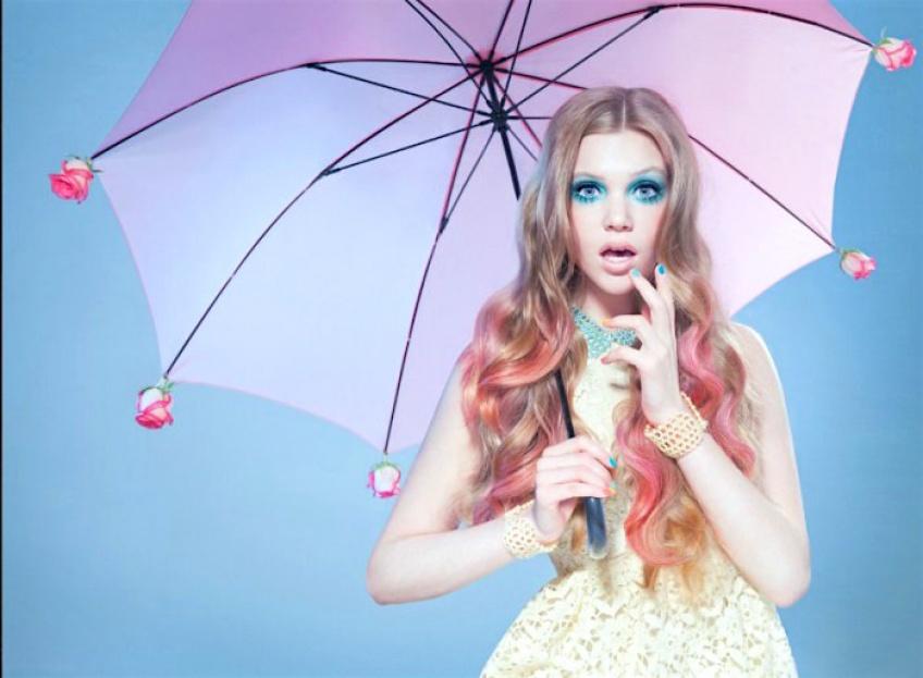Accessoire tendance : Le parapluie !