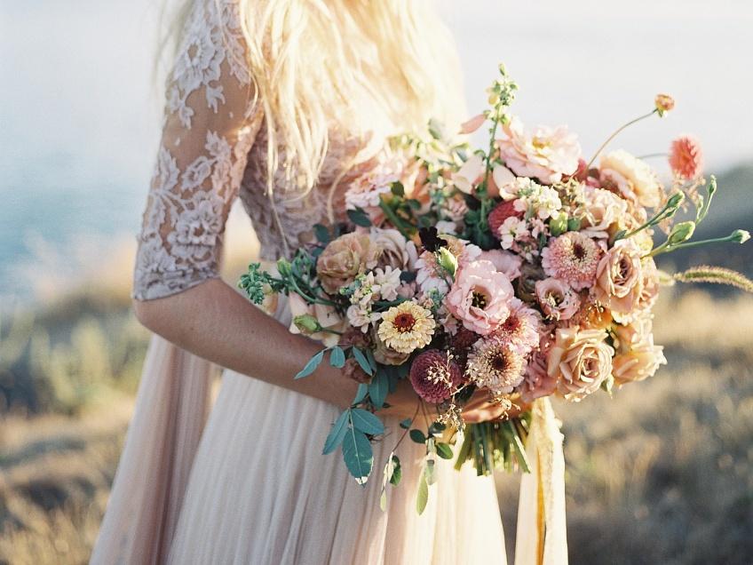Les 20 plus beaux chignons de mariée