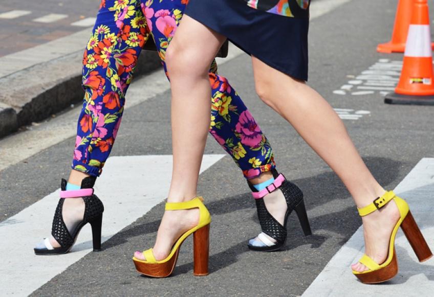 #Soldes : 25 paires de chaussures pour toutes vos soirées d'été !