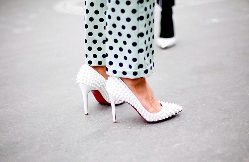 30 chaussures blanches canons pour cet été !