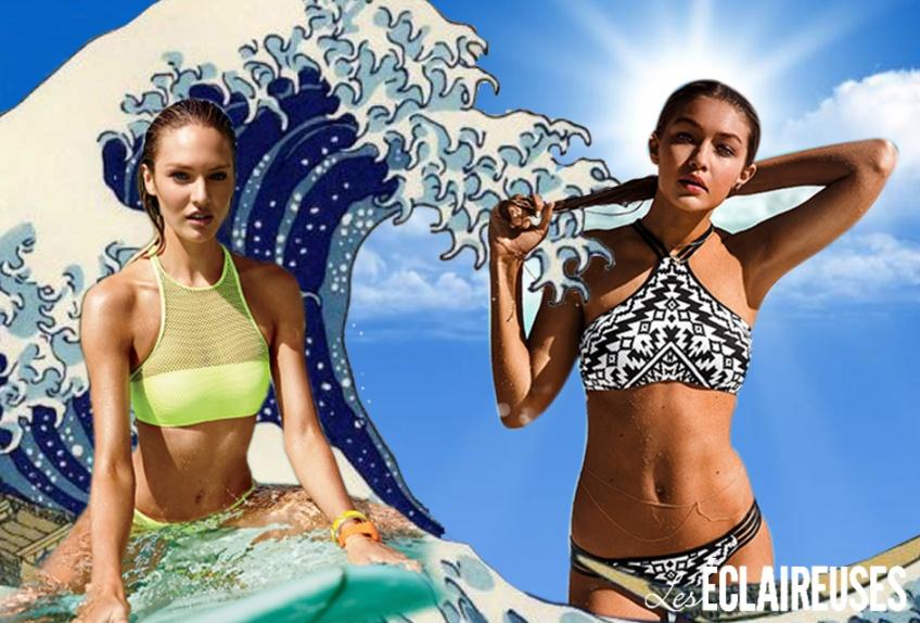 Le maillot de bain le plus tendance de l'été 2016