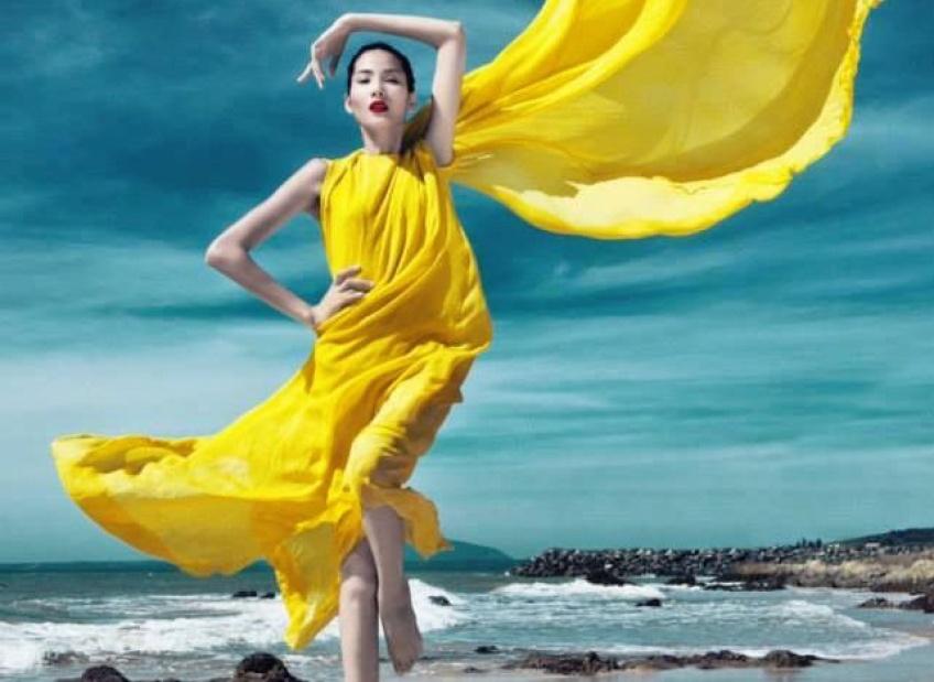 20 magnifiques robes de plage à ne pas laisser passer !