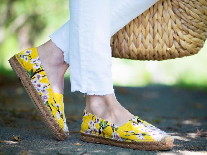 Mardi #Shoesday : des espadrilles pour fêter l'été !