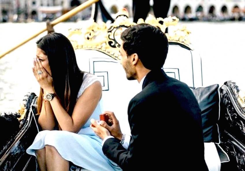 20 photos de demande en mariage qui vont vous faire croire en l'amour