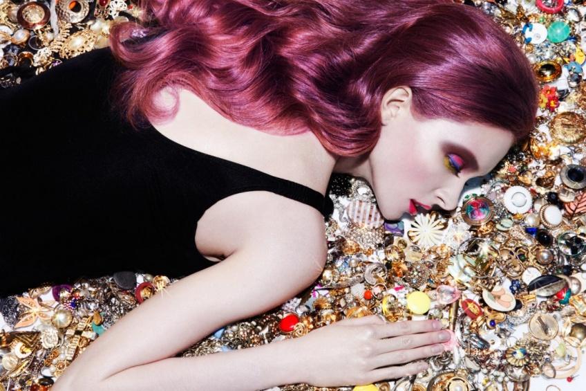 #Coloration : Le rose gold, la couleur qui revient en force cet été