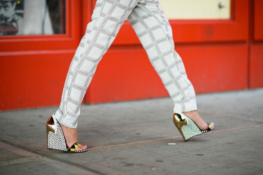 20 paires de sandales compensées pour être la plus stylée