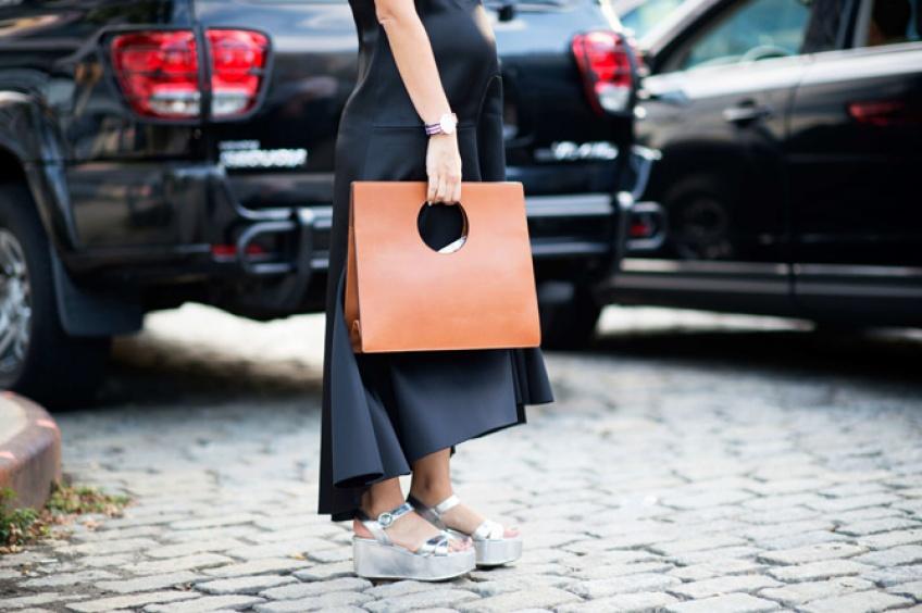 Mardi #Shoesday : Des sandales à plateforme pour flâner