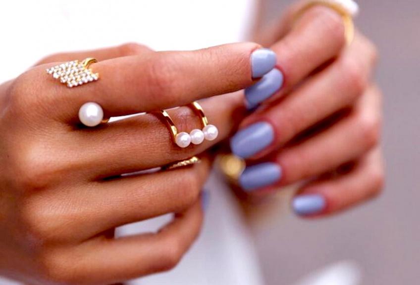 40 nail art lavande pour l'été