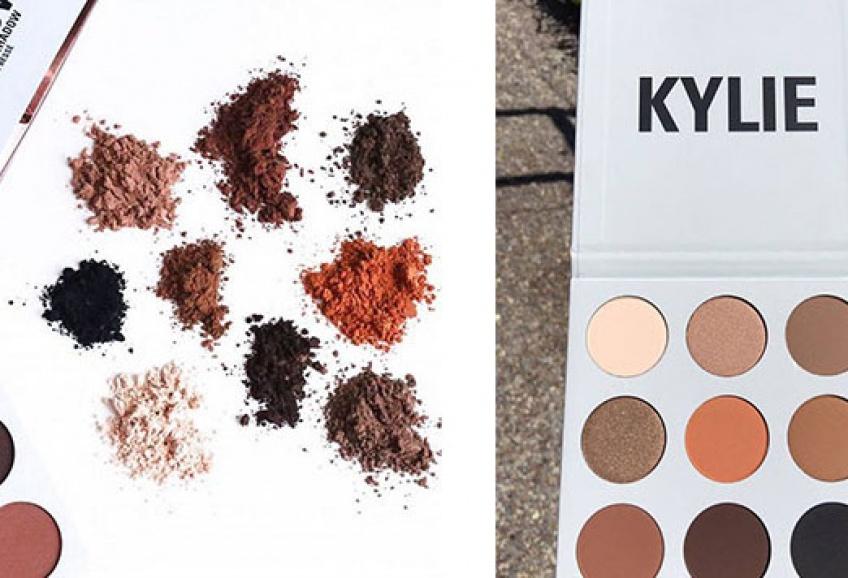 Kylie Jenner : Le lancement de sa palette Kyshadow va faire des ravages