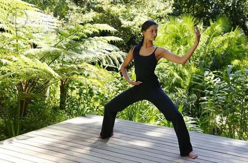 Parenthèse sportive #34 : Le taï chi chuan pour se relaxer et se muscler