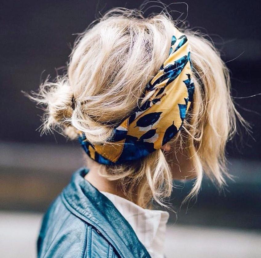 L'accessoire dans les cheveux qui redevient ultra tendance !