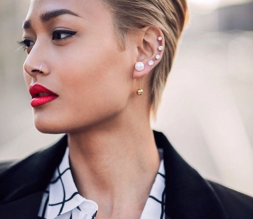 Accumulez vos boucles d'oreilles pour imposer votre style !
