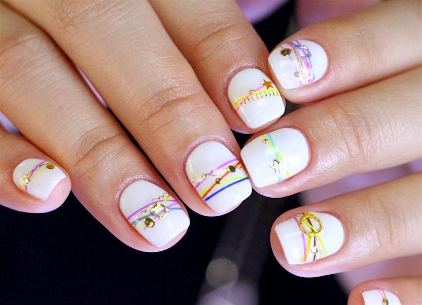 Des Bracelet Nails pour des ongles accessoirisés !