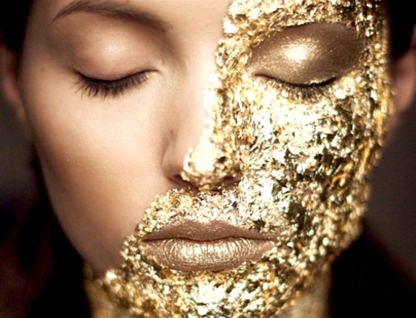 20 idées de Champagne Eyeshadow pour un regard lumineux