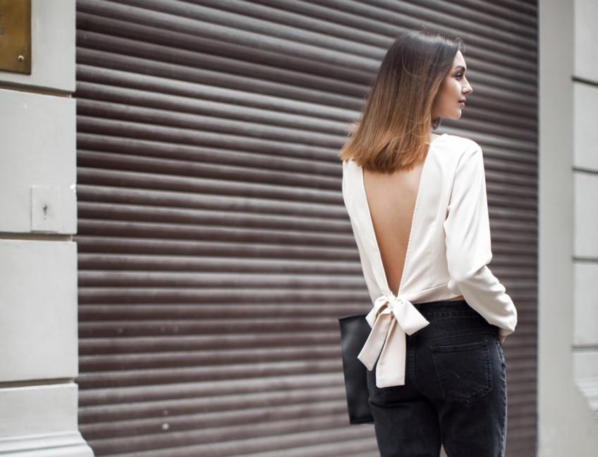20 tops au dos ouvert pour montrer votre peau avec style et classe