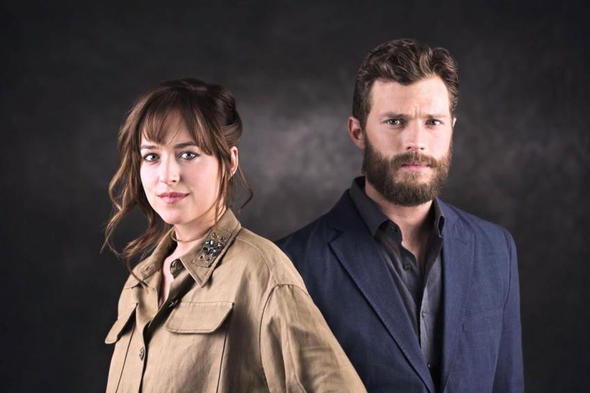 Fifty Shades of Grey : l'auteur annonce la sortie d'un nouveau livre !