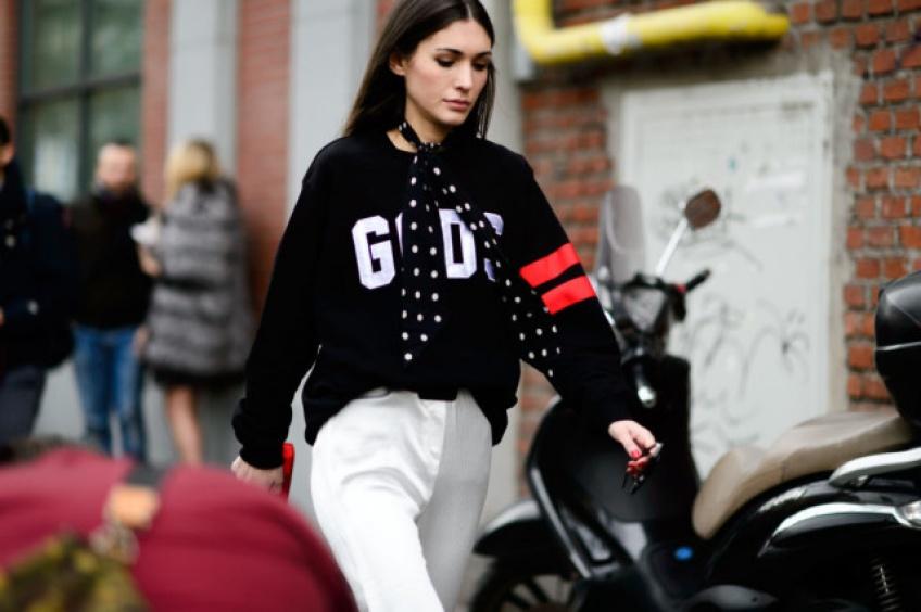 20 petits sweatshirts pour faire le plein de style !