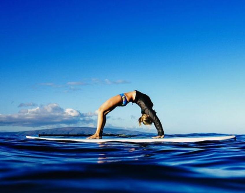 Parenthèse sportive #36 : Le Sup Yoga : mode d'emploi !