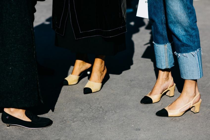 La paire de chaussures la plus vue à la Fashion Week de Paris