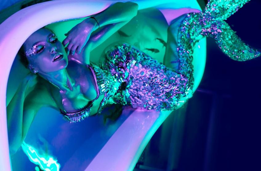Mermaid Make-up : La tendance make-up Instagram parfaite pour Halloween