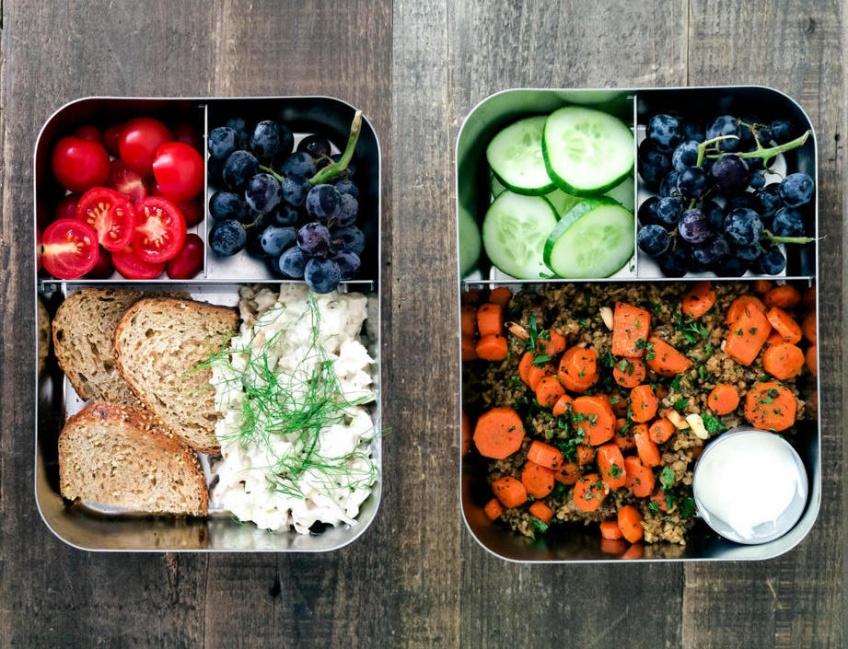 7 lunchbox saines et gourmandes pour vos repas en extérieur