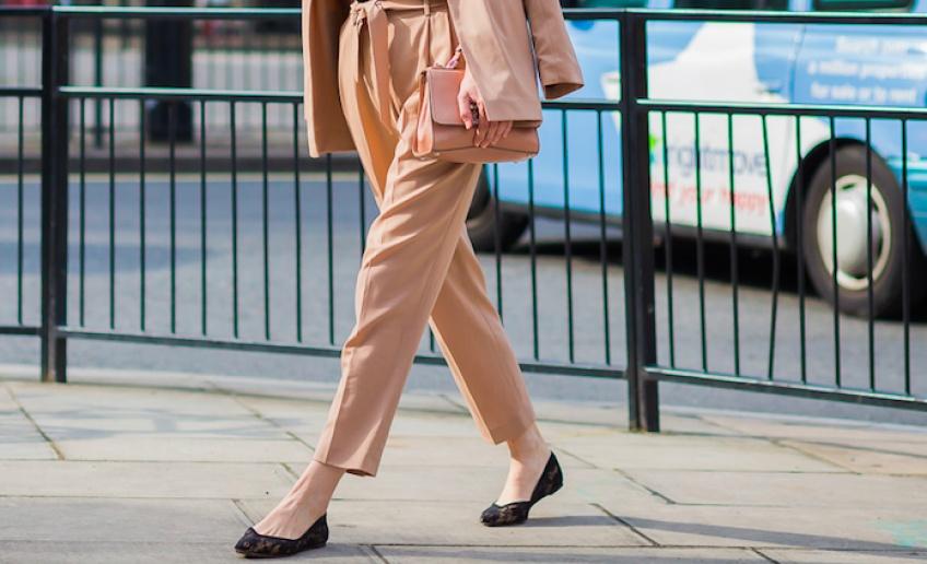 20 pantalons pour aller travailler plus lookée que jamais !
